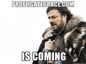 Brace yourself...