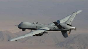 A non-fictional Predator drone