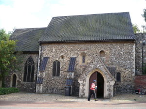 St. Julian's Church, Norwich