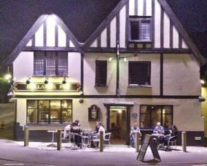 The Lollards' Pit is now a pub.